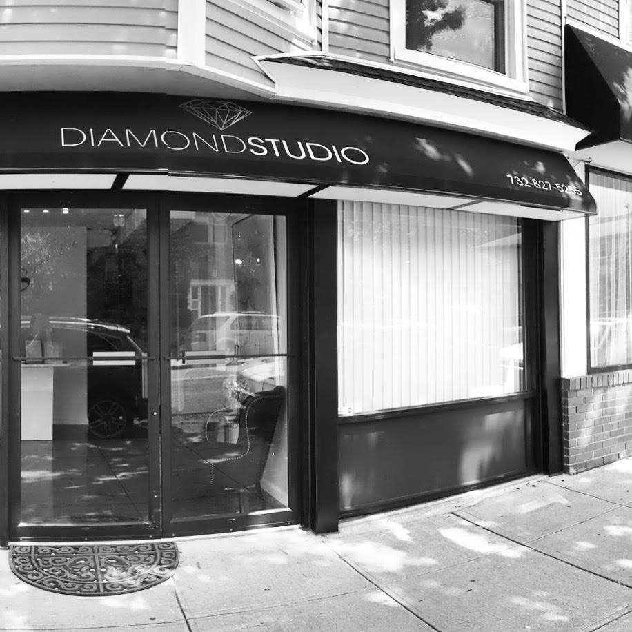 DiamondStudio Lashes and Brows