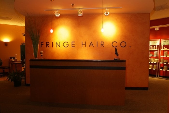 Lindsey Shaw:Fringe Hair Co.