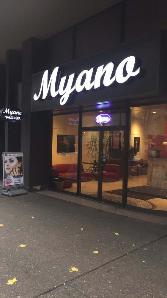 My Lieu:Myano Nails & Spa