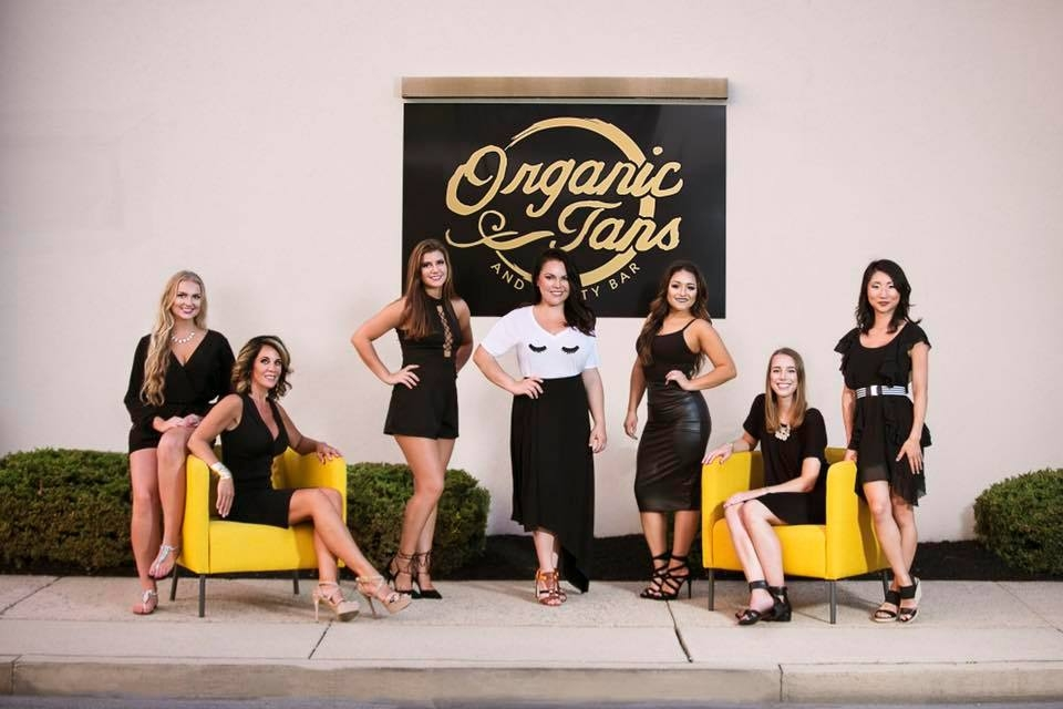 Organic Tans & Beauty Bar