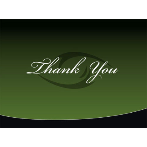 LAVISH LASHES AFTER CARE THANK YOU CARDS