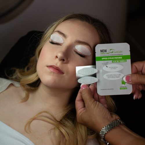 Upper Eyelid Patches-Action-2